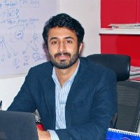 Muhammad Raza Saeed - CEO Confiz